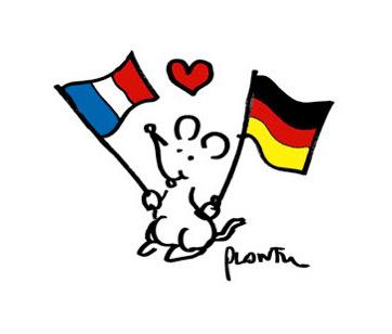 """Résultat de recherche d'images pour """"amitié franco allemande dessin"""""""