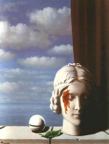 La Mémoire, René Magritte, 1948