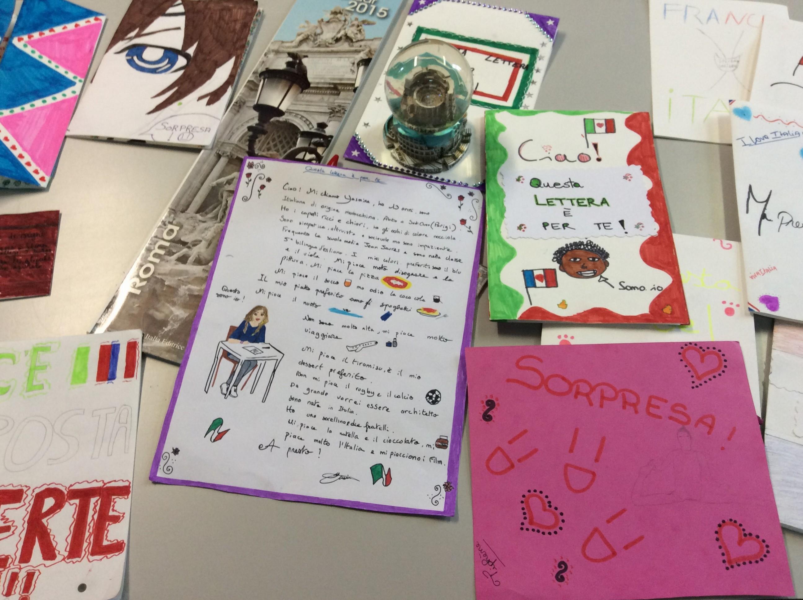 lettre correspondants italien 11