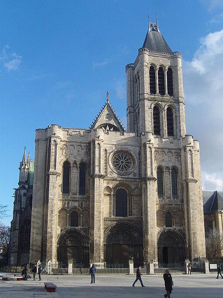 450px-Saint-Denis_-_Basilique_-_Extérieur_façade_ouest